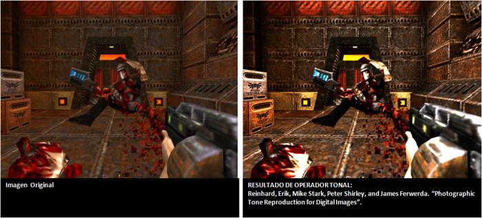 tesorodelsaber retor tone map operator hdr video juegos Reinhardcia.png